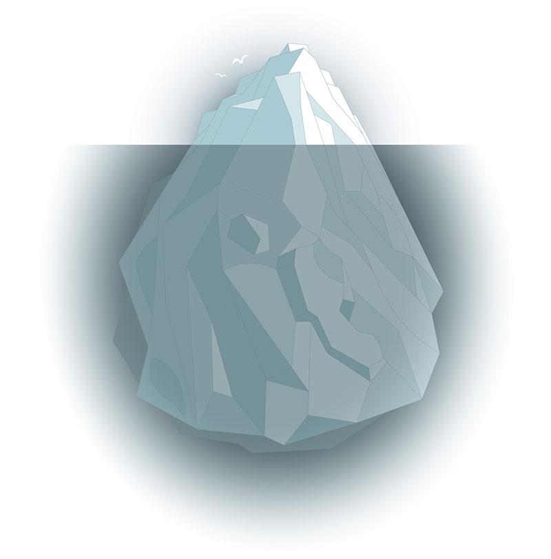 Ces conseils sont juste la partie visible de l'iceberg !