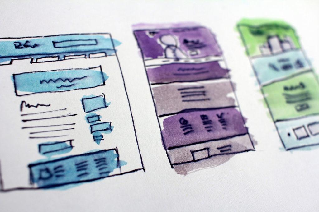Privilégiez un design professionnel pour votre site web